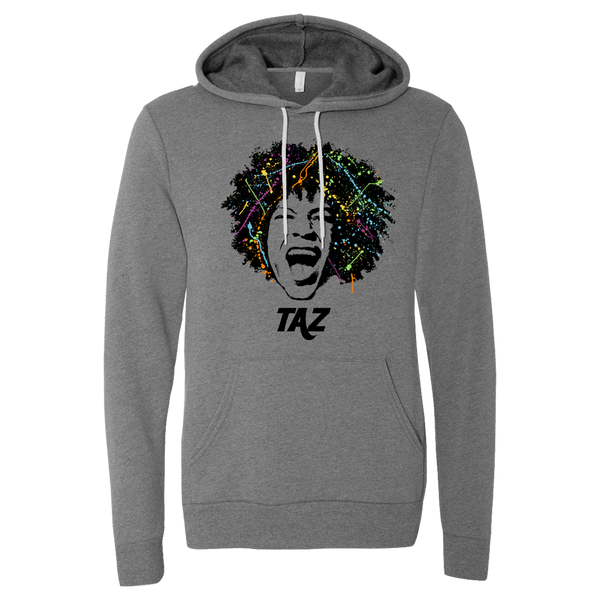 Headshot Hoodie - Deep Heather