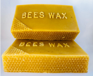 filtered beeswax