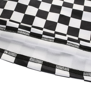 Checker Top - Veroniques Collection