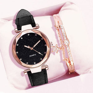 Galaxa Watch And Bracelet - Veroniques Collection