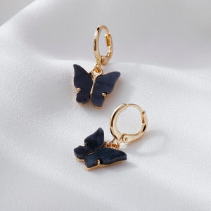 Butterfly Earrings - Veroniques Collection