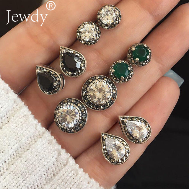 Jewdy Earring Set - Veronique Collection