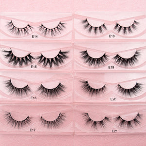 Mink Lashes - Veroniques Collection