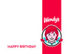 MCS-003 - Happy Birthday Card