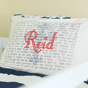 Lord Bless You - Standard Pillowcase