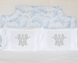 Scripture for Love & Marriage - Standard Pillowcase