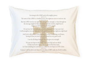Support Our Troops - Donate a PillowGrace