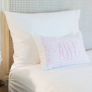 Scripture for Mothers - Boudoir Pillow
