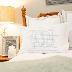 Scripture for Strength - Standard Pillowcase