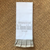 OUTLET - Genesis St. Simons Island - Hand Towel with Specialty Trim