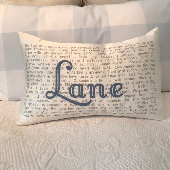OUTLET - Lord Bless You Sample - Lane - Blend Boudoir