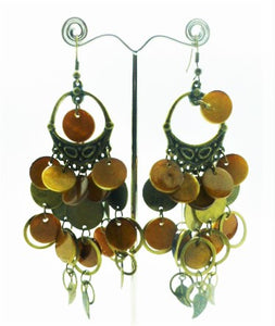 Earrings - E113
