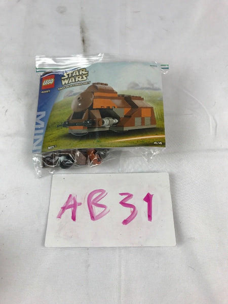 COMPLETE Lego Star Wars Mini MTT 4491 : Excellent!! AB31