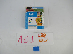 Genuine C6657AN HP 57 Tri-Color Ink Cartridge Original Box