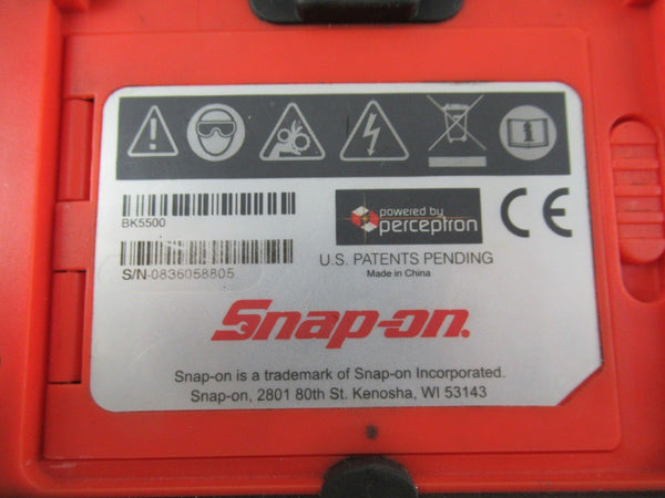 Snap-on (BK5500) Digital Video Inspection Scope Camera in Hard Case