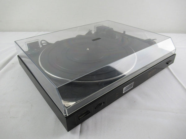 Vintage Scott Model PS 60C Suffix A Direct Drive Automatic Turntable