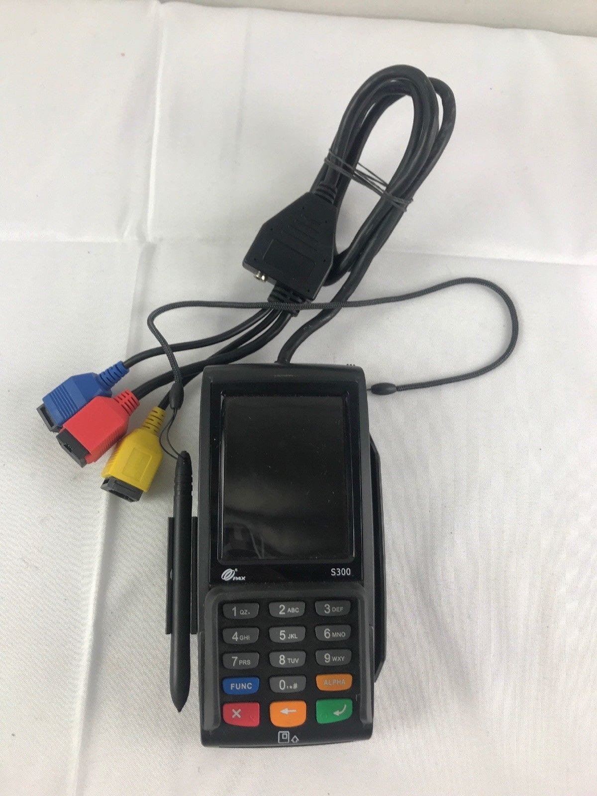 PAX s300 PINPAD EMV POS CHIP CARD READER AB28 – Witheasenow