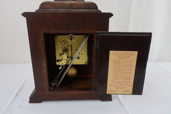 Antique Seth Thomas Legacy 2W Watch with Key and Oil