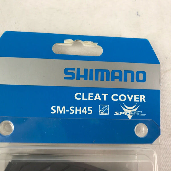 Shimano SM-SH45 SPD-SL Road Bike Pedal Cleat Covers fit all SPD-SL cleats