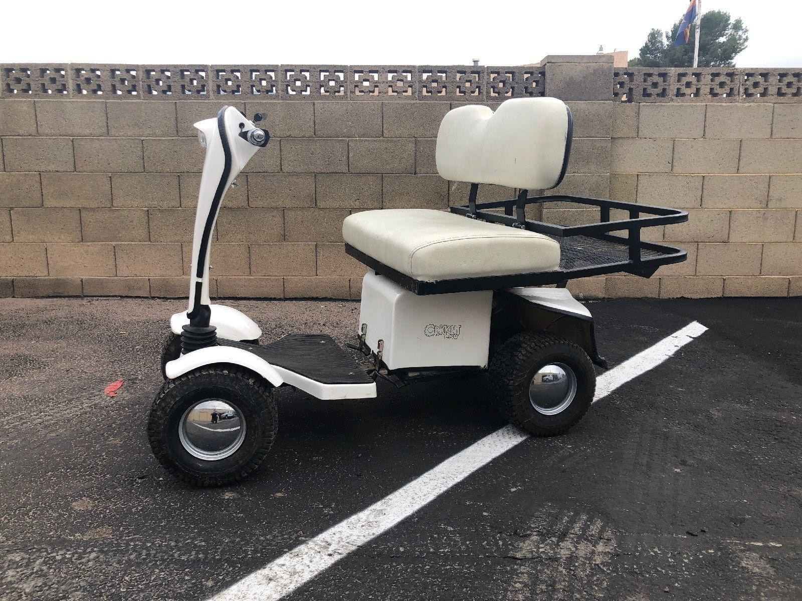 Cricket Esv Mini Golf Cart Mobility Scooter Invacare Senior