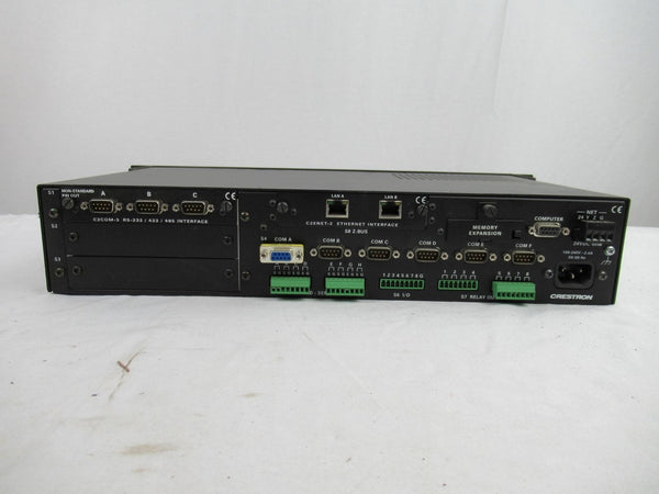 Crestron Pro2 Professional Control Processor System *Tested Working*