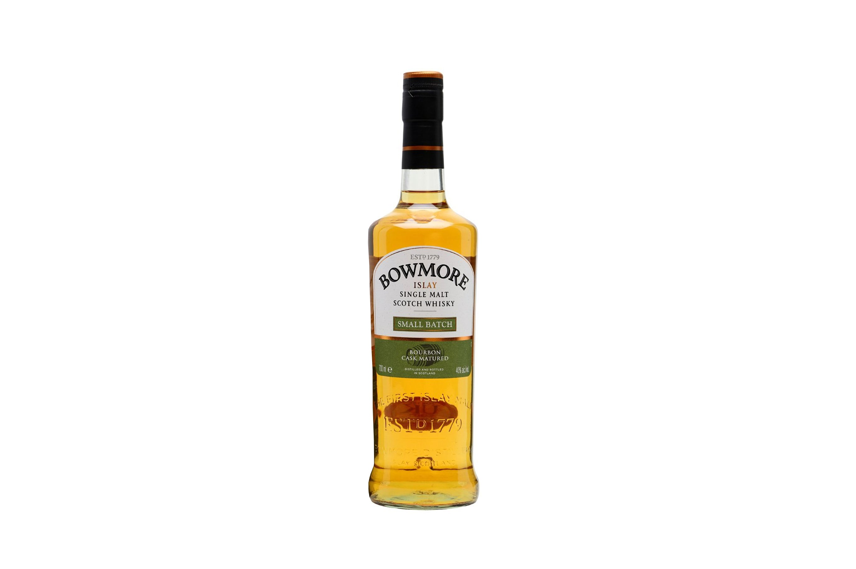 BOWMORE SMALL BATCH MALT WHISKEY 0.7LT