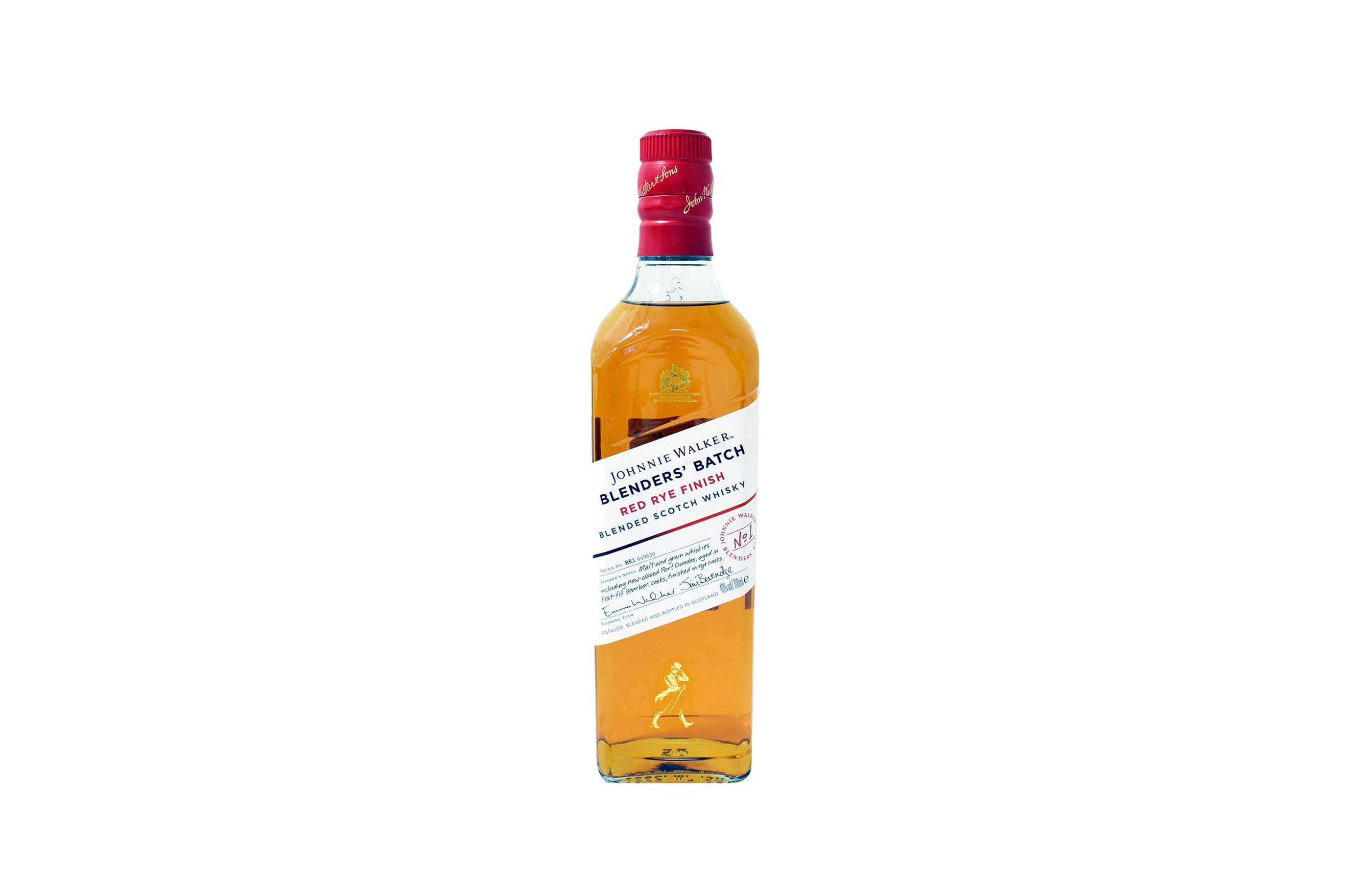 JOHNNIE WALKER RED RYE 0.7LT
