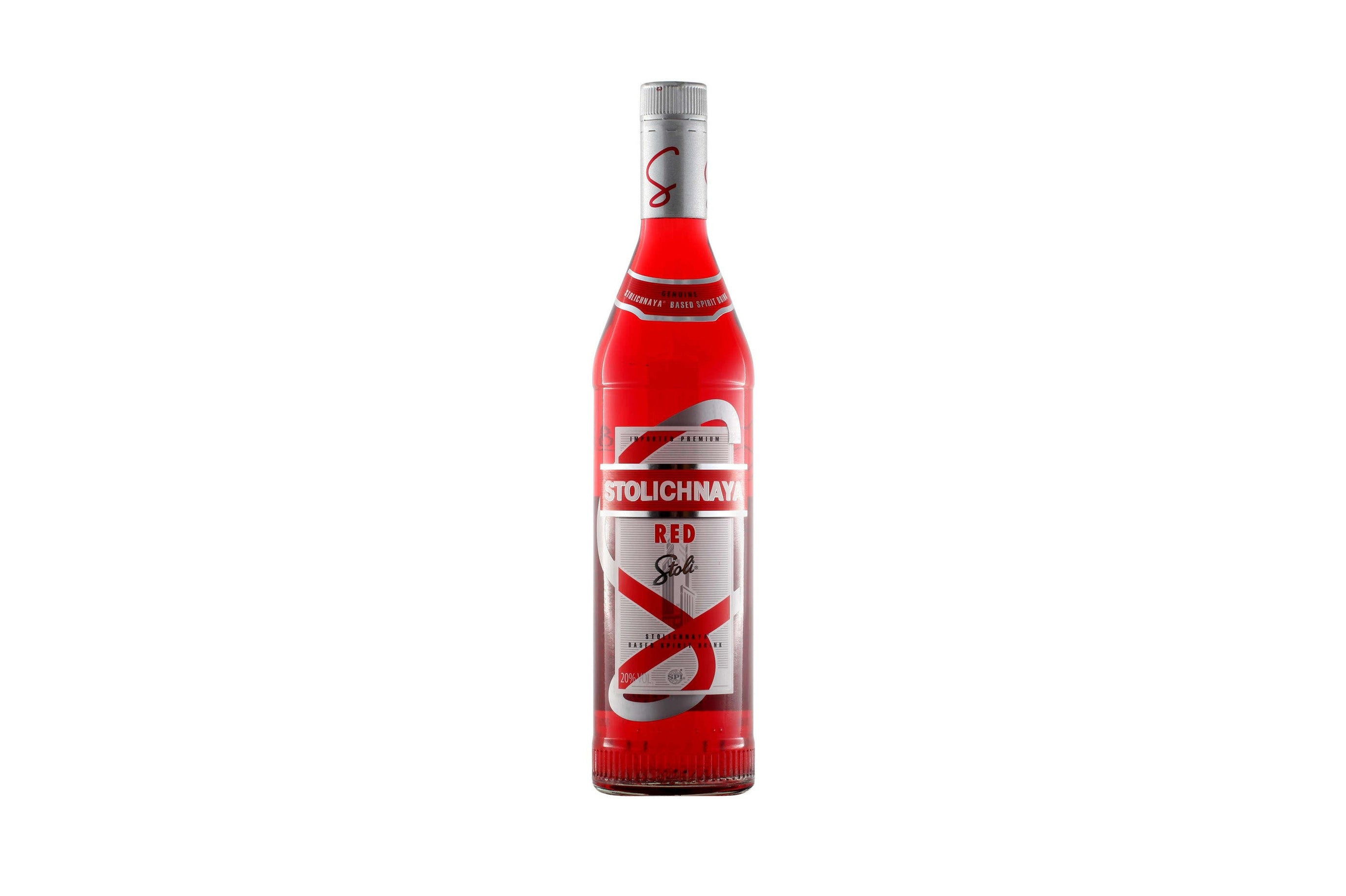 STOLICHNAYA RED VODKA 0.7LT