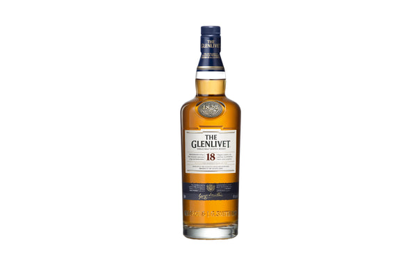 THE GLENLIVET 18Y.O. 0.7LT
