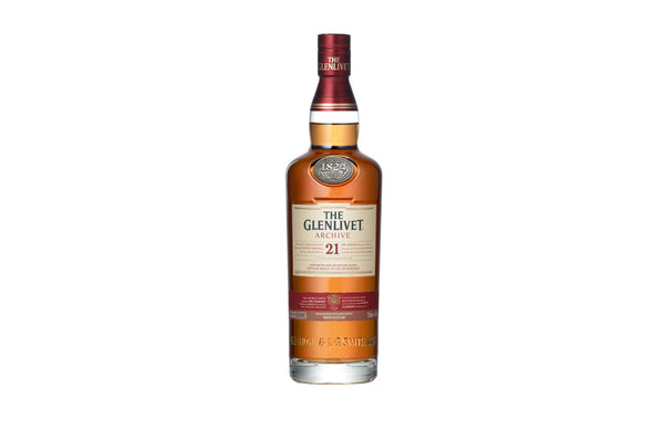 THE GLENLIVET 21Y.O. 0.7LT