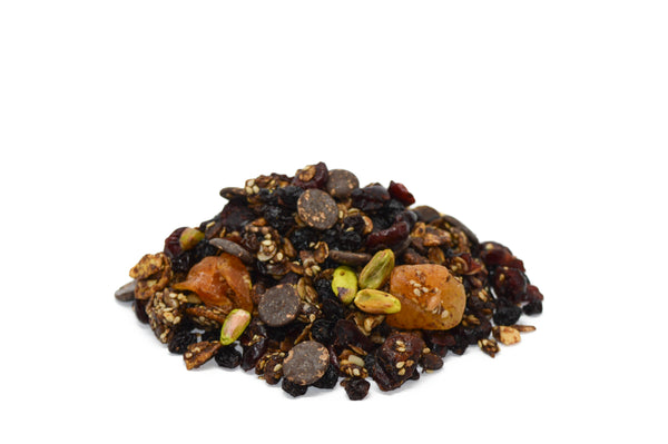 GRANOLA DARK AND CRUNCHY