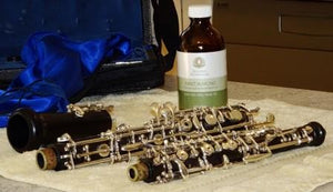 How to Care for your New Wooden Oboe