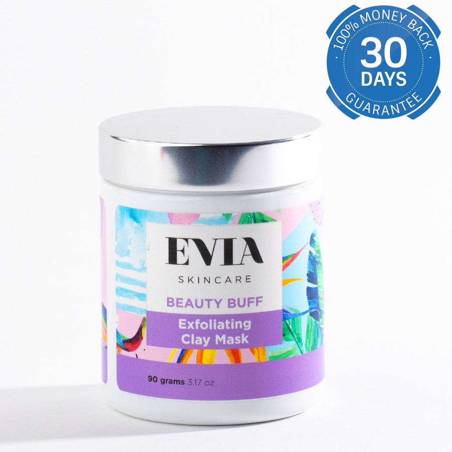 Beauty Buff - Exfoliating Clay Mask