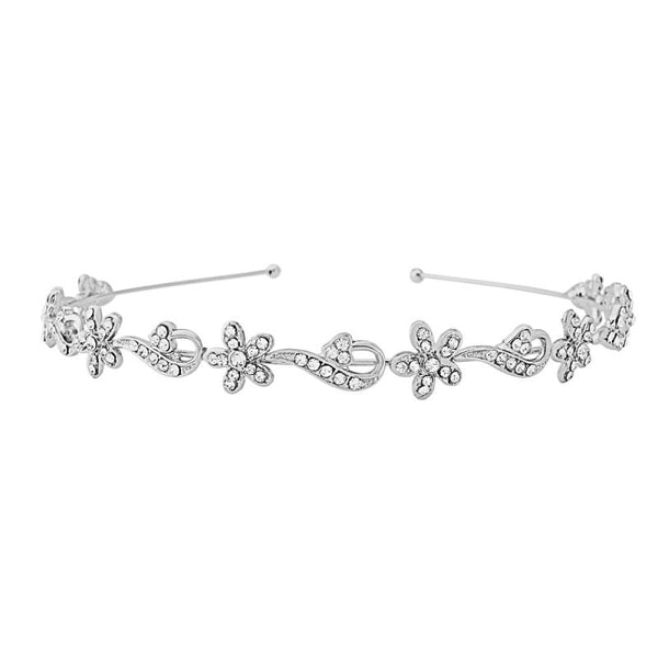 Crystal Grace Bridal Headband
