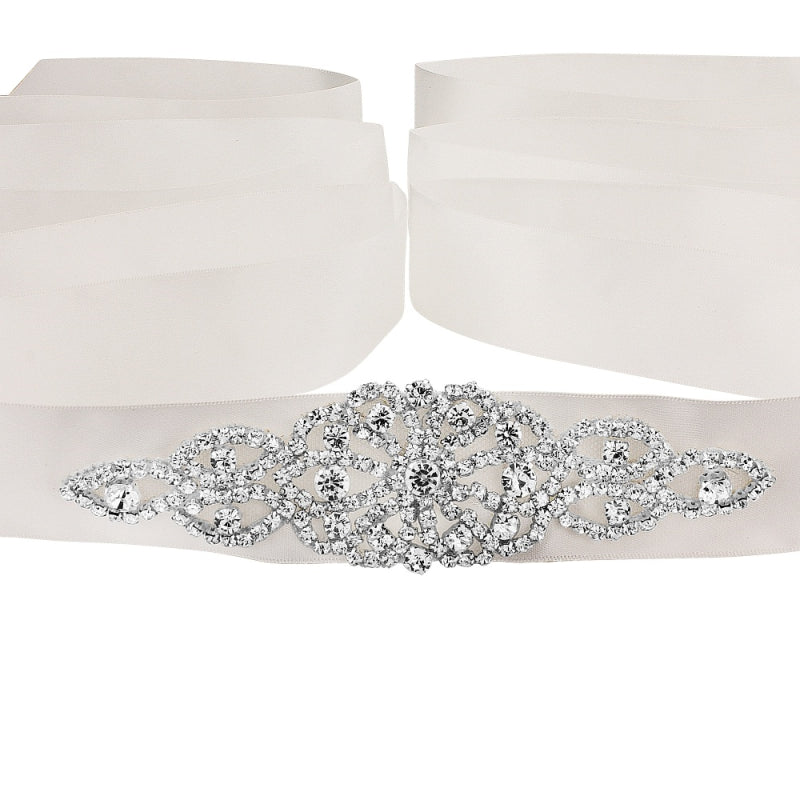 Crystal Treasure Bridal Belt