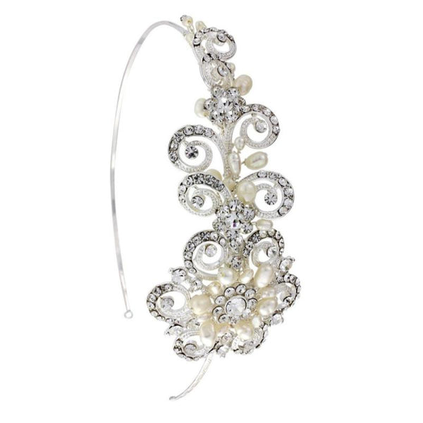 Cecilia Couture Bridal Headband