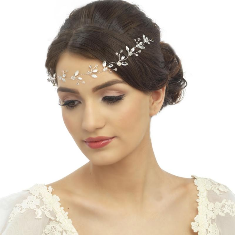 Crystal Chic Bridal Hairvine