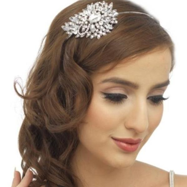 Crystal Chic Bridal Headband