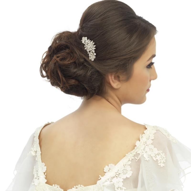 Crystal Starlet Bridal Hair Comb
