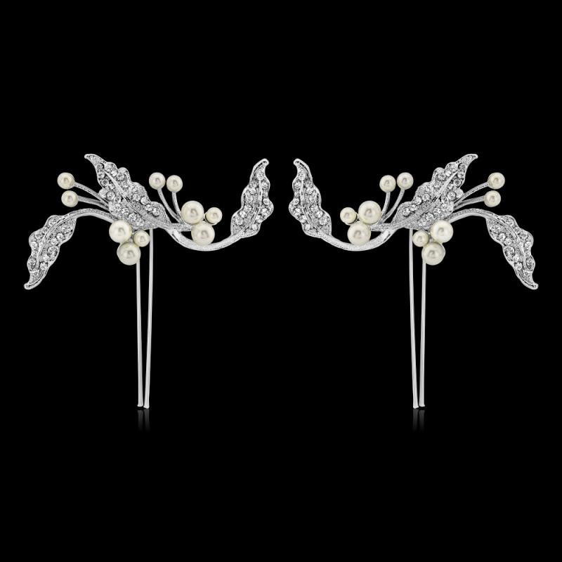 Crystal Luxe Hair Pins