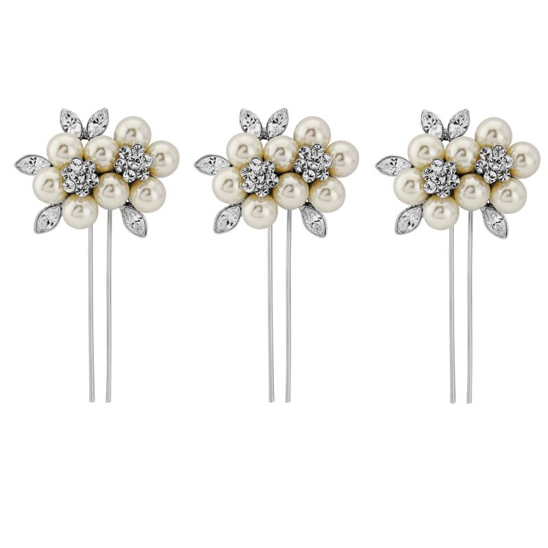 Luxe Pearl Hair Pins Elite Collection