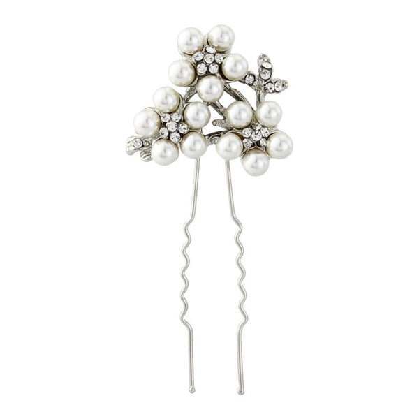 Vintage Inspired Pearl Hair Pin Elite Collection