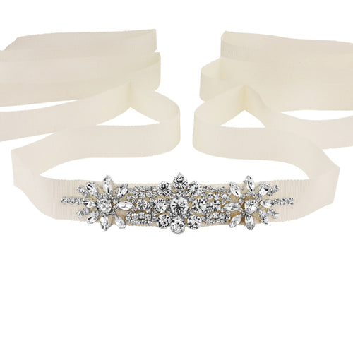 Exquisite Crystal Romance Bridal Belt
