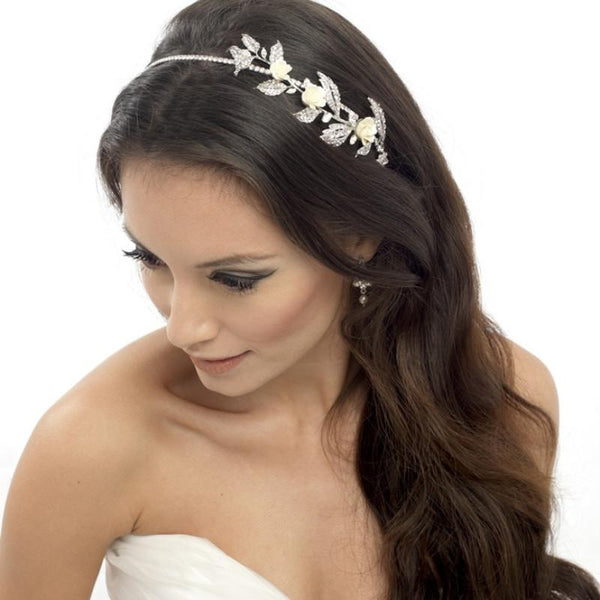 Enchanting Luxe Bridal Headband