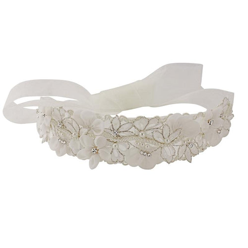 Exquisite Bridal Sash Belt