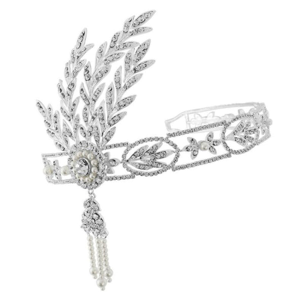 Gatsby Bridal Headpiece