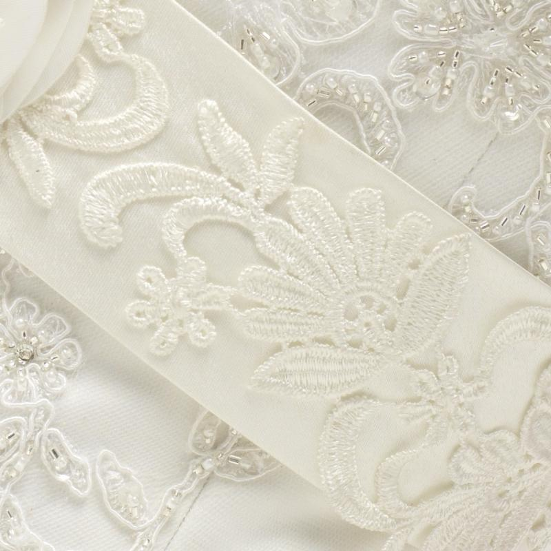 Lillie Bridal Sash Belt
