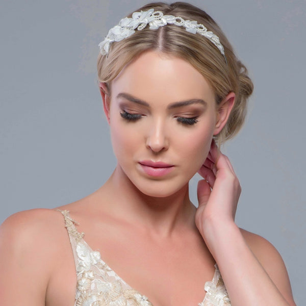Marlene Vintage Charm Bridal Hair Band