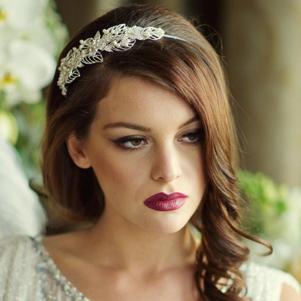 Nancy Bridal Headband