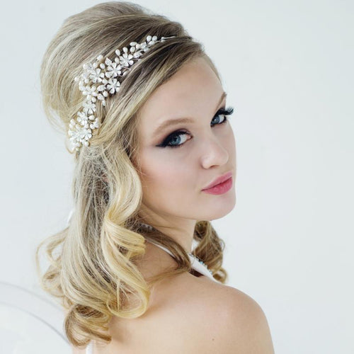 Serenity Bridal Hair Vine